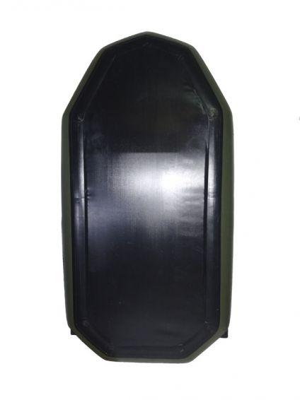 Надуваема лодка Омега с твърдо дъно