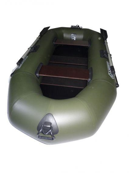 OMEGA надуваем агребна лодка с твърдо дъно 245 LSt