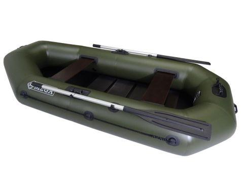 Надуваема гребан лодка