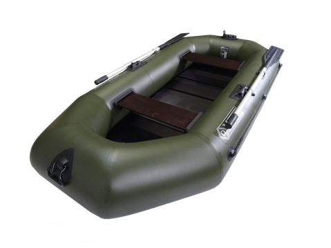 Надуваема лодка с твърдо дъно - Omega 250 LSt